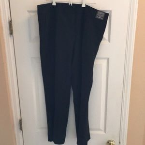 Simply Styled Black Pants 14S with pockets NWT